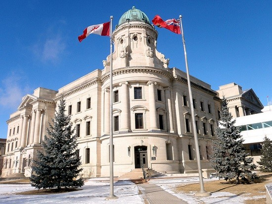 Winnipeg, Manitoba, Canada. - BRIAN HOBOLENS