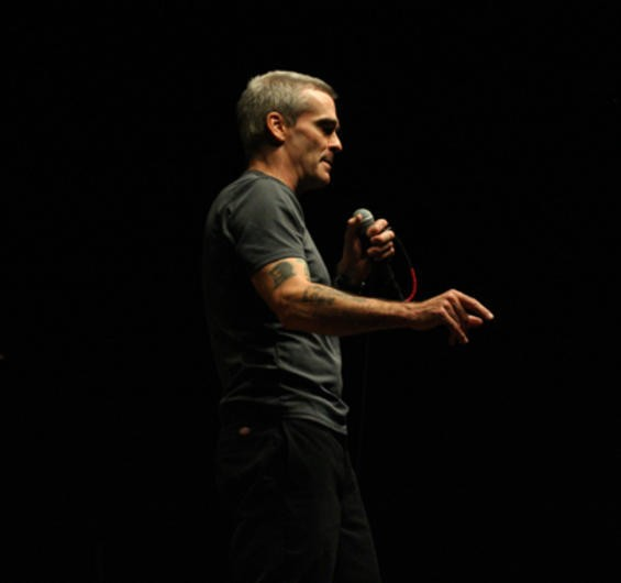 ROLLINS IN 2008. PHOTO BY BY SARAH PARADOSKI