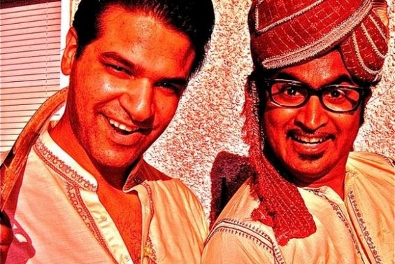 Bloodshot Bill and King Khan are coming to Off Broadway in November as Tandoori Nights.
