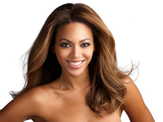 BEYONCE: STILL HAS A THING OR TWO GOING FOR HER.