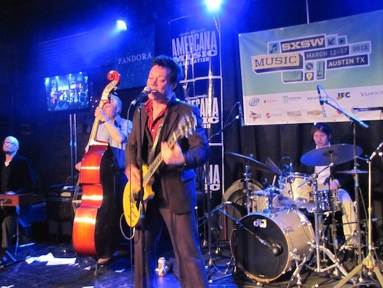 James Hunter at SXSW - DANA PLONKA