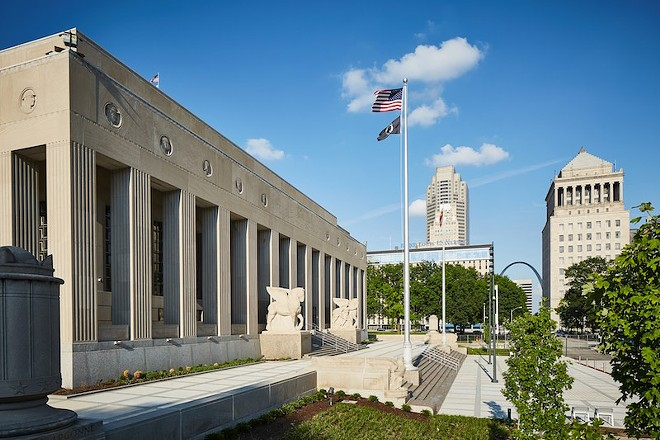 Check out the newly restored Soldiers Military Memorial Museum this Saturday. - COURTESY OF THE SOLDIERS MILITARY MEMORIAL MUSEUM