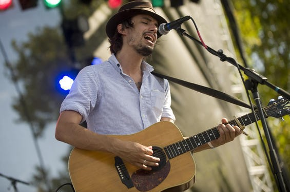 Cory Chisel will kick off this year's Open Highway Music Festival on August 5 at Off Broadway. - JON GITCHOFF