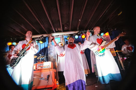 Polyphonic Spree - Saturday, August 16 @ Blueberry Hill. - JASON STOFF FOR RFT
