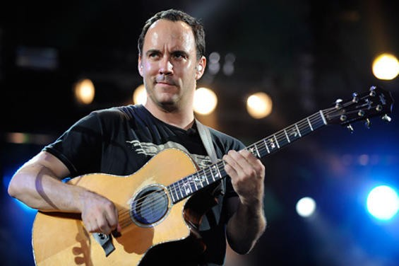 From Dave Matthews 2008 show at Busch Stadium. If you have a photo from last night you'd like us to share, email me. - TODD OWYOUNG