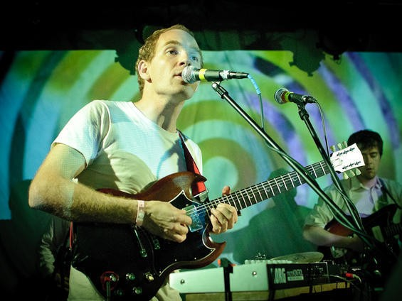 Caribou at the Firebird, June 7, 2010. More photos here - JASON STOFF