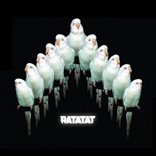 Ratatat's latest release, LP4 - CONSEQUENCE OF SOUND