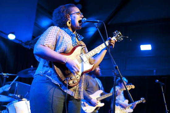 Alabama Shakes won Emerging Artist of the Year tonight at the Americana Awards - KHOLOOD EID