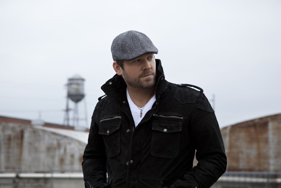 Lee Brice will headline Jinglefest 2012 at the Family Arena - PHOTO BY ERIC WELCH