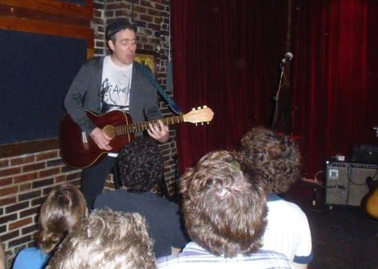 TED LEO. PHOTO BY ROY KASTEN