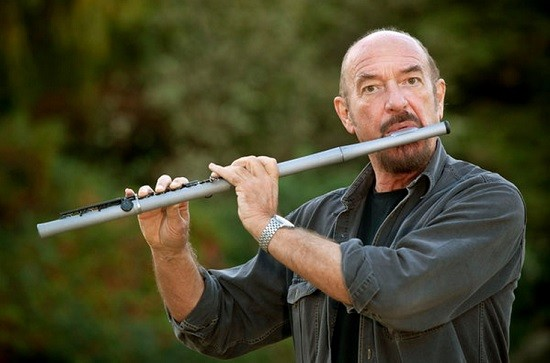 Ian Anderson: Hero to flute-rock enthusiasts everywhere.
