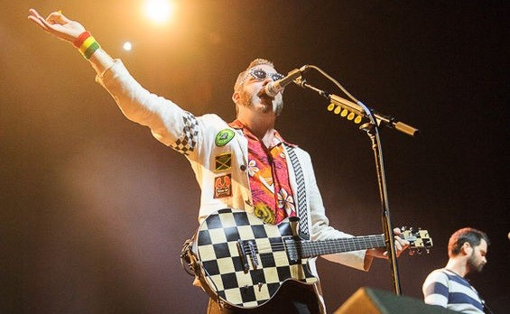 Reel Big Fish will perform at the Pageant this Tuesday, February 10. - TODD OWYOUNG