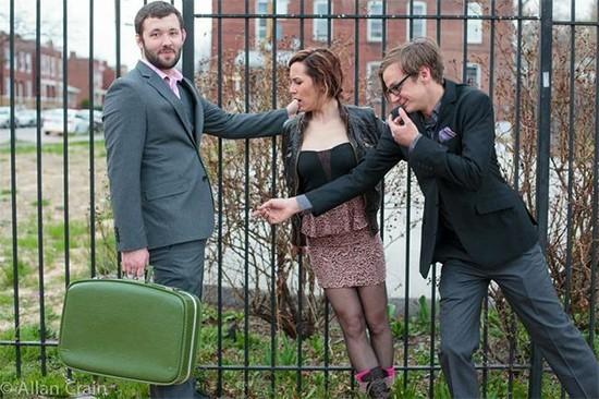 Monogram Suitcase Album Release - Saturday, May 17 @ Melt. - ALLAN CRAIN