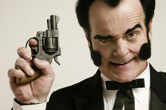 Unknown Hinson (the voice of Squidbillies' Early Cuyler) - June 22 @ Old Rock House