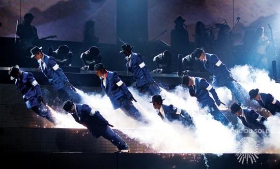 Michael Jackson: Still filling arenas. - COURTESY OF CIRQUE DU SOLIEL
