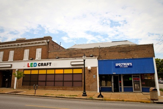 The Luminary Center for the Arts' New Home on Cherokee Street - IMAGE VIA