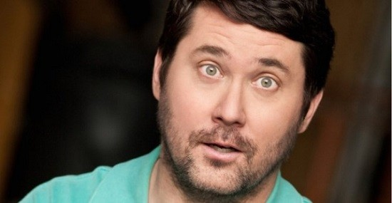 Doug Benson - PRESS PHOTO