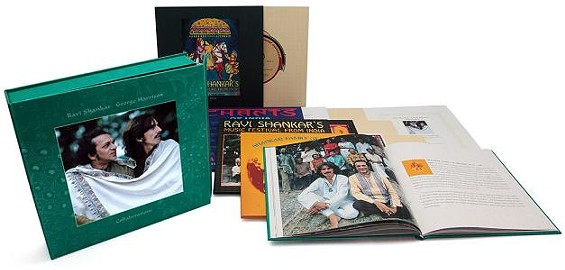 A shot of the boxed set