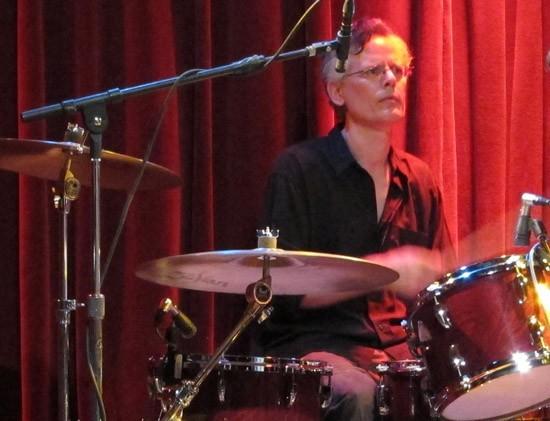 Mark Ortmann of the Bottle Rockets - ROY KASTEN