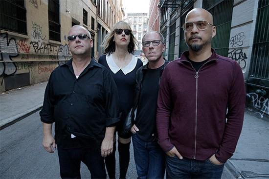 Pixies - February 6, 2014 @ Peabody Opera House - PRESS PHOTO | MICHAEL HALSBAND