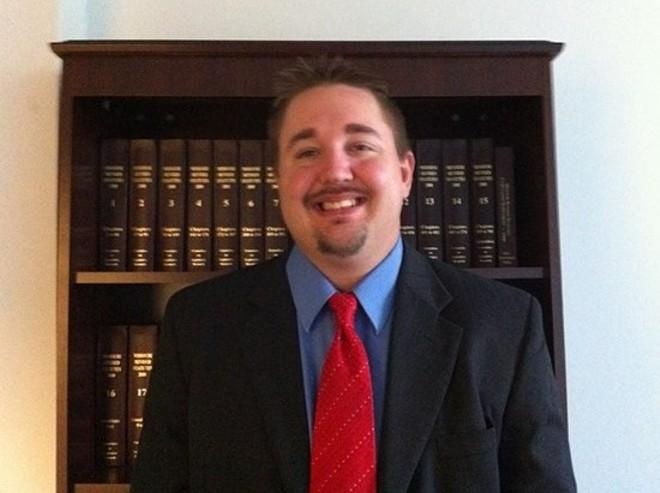 St. Francois County Prosecutor Jerrod Mahurin. - FILE PHOTO