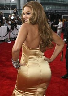 Bootylicious, adj. Definition: this.