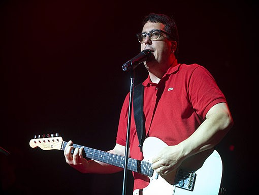 John Flansburgh. More photos here - JON GITCHOFF