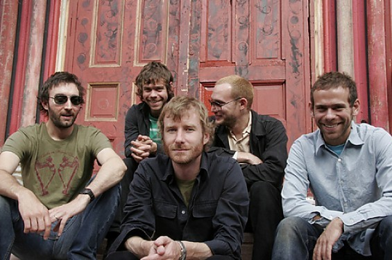 Brooklyn quintet the National will play their first St. Louis show in three years on September 30 with Owen Pallett.
