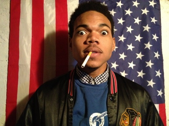 CHANCE THE RAPPER - FRIDAY, DECEMBER 6 @ THE PAGEANT