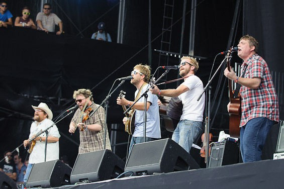 Trampled By Turtles performs February 6 at The Pageant. - PHOTO BY ERIK HESS