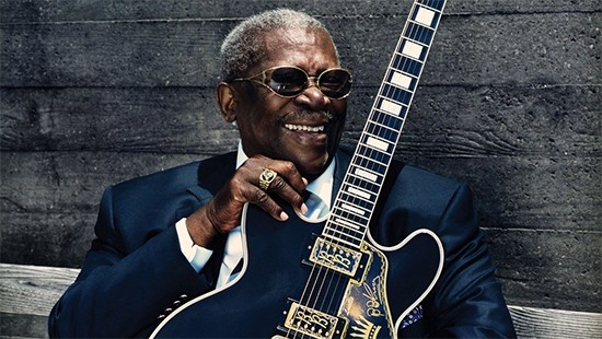 B. B. King - Friday, April 4 @ Peabody Opera House - PRESS PHOTO