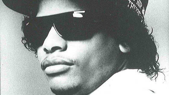 Eazy-E died twenty years ago this week. RIP. - PETER DOKUS
