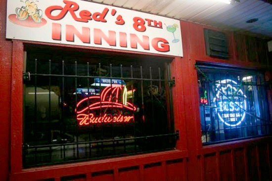 Red's Eighth Inning