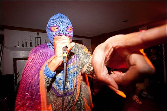 Blowfly - Feb. 6 @ The Firebird - REBECCA SMEYNE