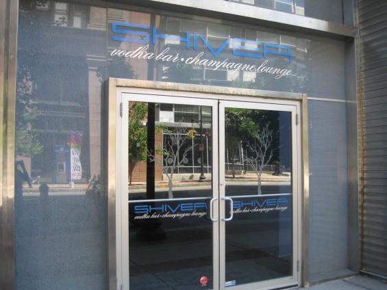 Shiver Vodka Bar and Champagne Lounge, 1128 Washington Avenue. - DIANA BENANTI