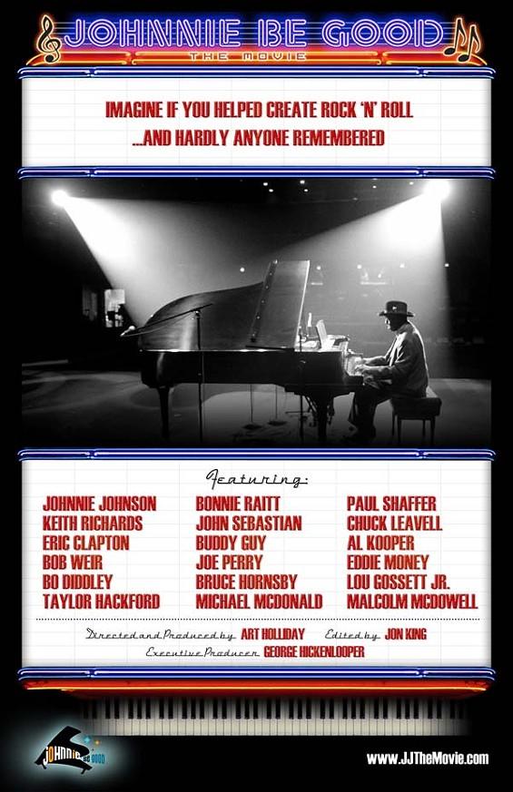 Official Film Poster - JOHNNIEBEGOODTHEMOVIE.COM