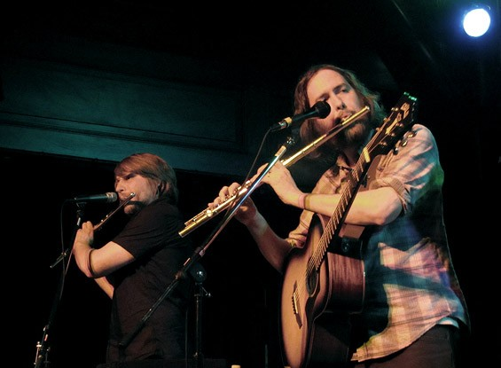 Jesse Chandler and Tim Smith of Midlake - DANA PLONKA