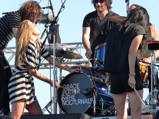 Grace Potter is coming to the Pageant and also Y98's Mistletoe Show - KIERNAN MALETSKY