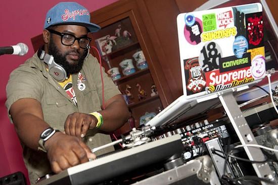 DJ Needles. - COURTESY OF RORY FLYNN