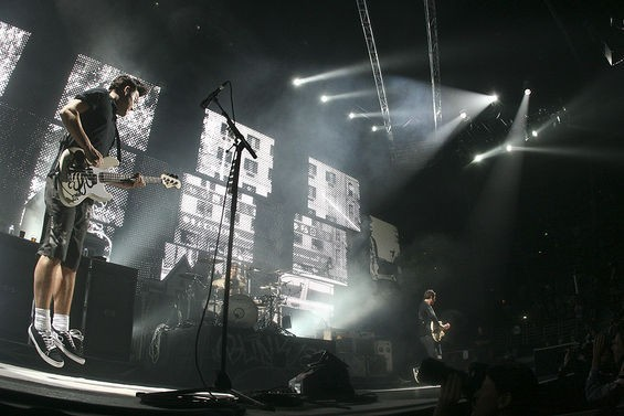 Blink-182 - CHRISTOPHER VICTORIO