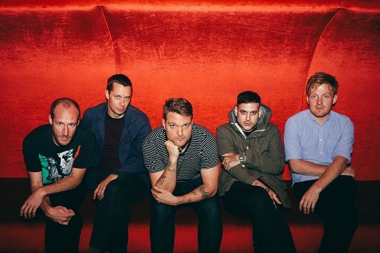 Cold War Kids, performing tonight at the Ready Room. - VIA DOWNTOWN MUSIC