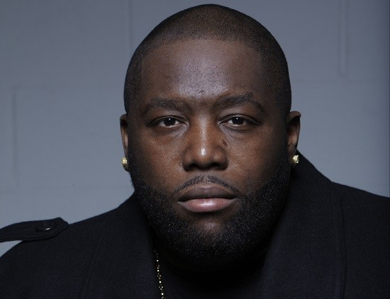 Killer Mike, one half of Run the Jewels. - MICHAEL SCHMELLING/WINDISH AGENCY
