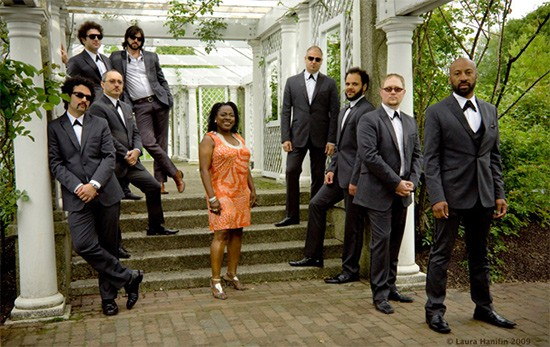 Sharon Jones and the Dap-Kings - Sunday, March 2 @ the Pageant.