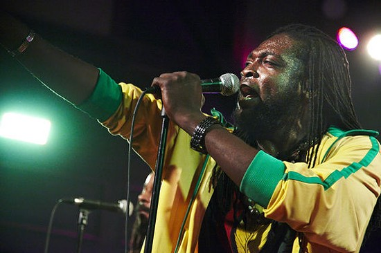 The Wailers - Saturday, July 5 @ Verizon Wireless Amphitheater. - STEVE TRUESDELL FOR RFT