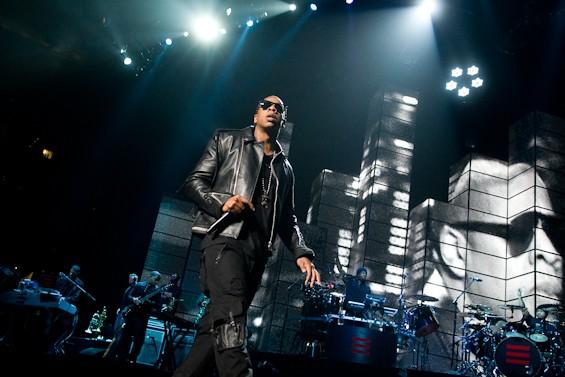 Jay-Z - JON GITCHOFF