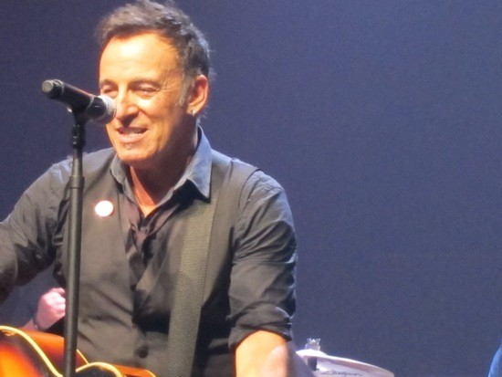Bruce Springsteen at the Moody Theater at SXSW 2012