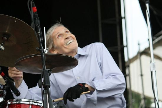 A group of St. Louis musicians organized an all-star tribute to Levon Helm, the renowned musician who passed away in April. - WIKIMEDIA COMMONS