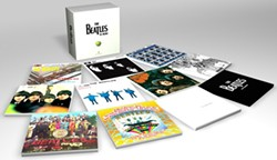 The Beatles' albums were recently remastered and released in a box set with a hefty price tag -- around $200.