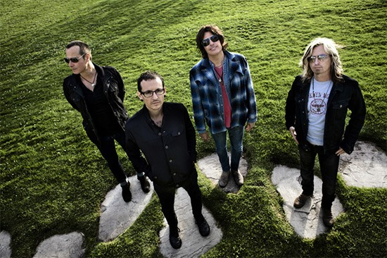 Stone Temple Pilots - Wednesday, Dec. 11 @ Pop's Nightclub - PRESS PHOTO