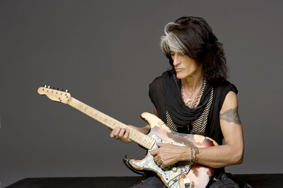 Joe Perry tells his life story -- before and after the gray streak -- in ROCKS. - COPYRIGHT ROSS HAFLIN/SIMON & SCHUSTER